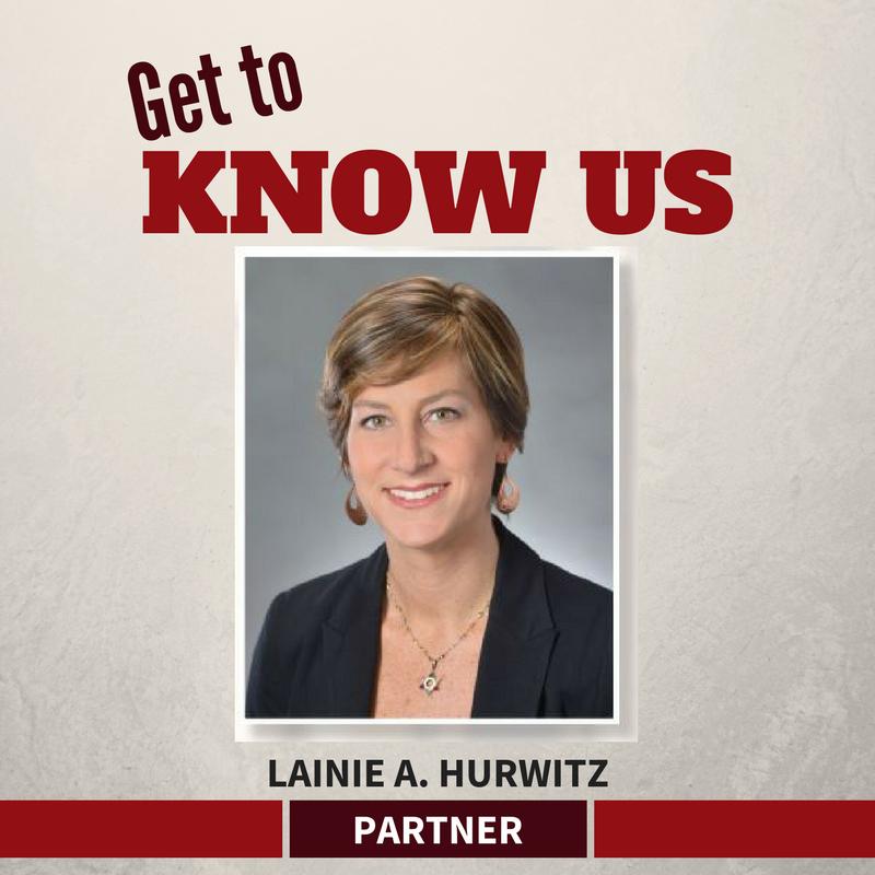 Lainie A. Hurwitz PARTNER
