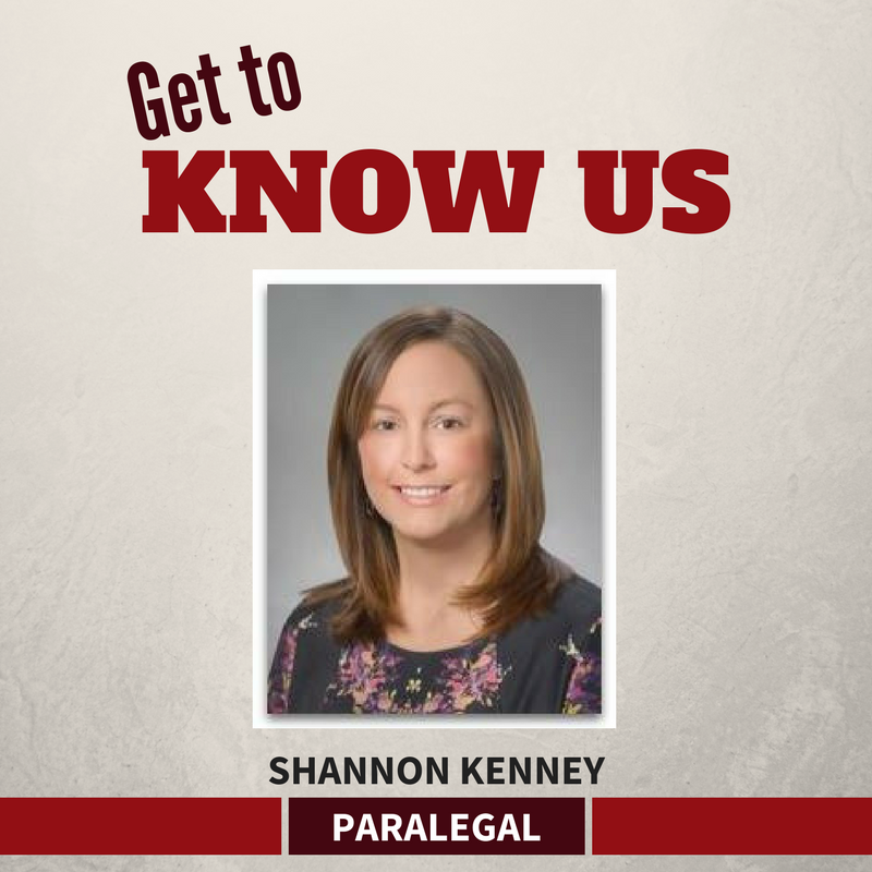 Shannon Paralegal