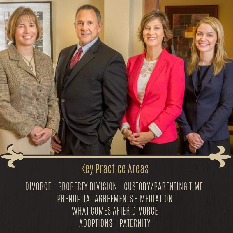 DIVORCE - PROPERTY DIVISION